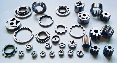 Powder Metal-Iron-Based parts