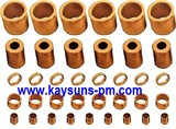 Powder Metallurgy Bronze Bush