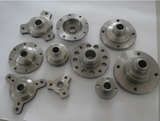 CNC-Machining-Flange for Auto Water Pump